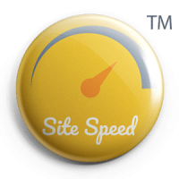 An image of the site speed optimization icon